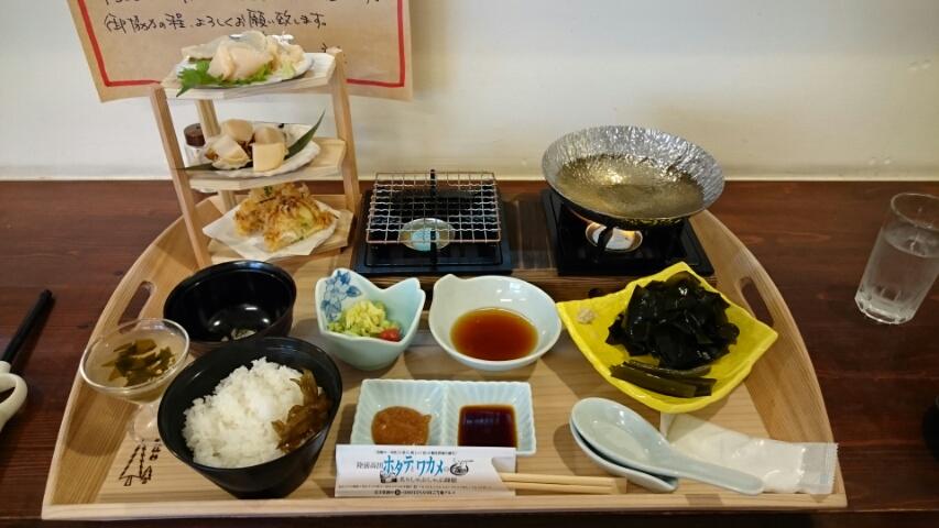 陸前高田でランチ!海鮮の超おすすめホタワカ御膳を実食!