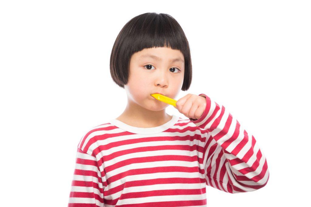 子供口臭対策