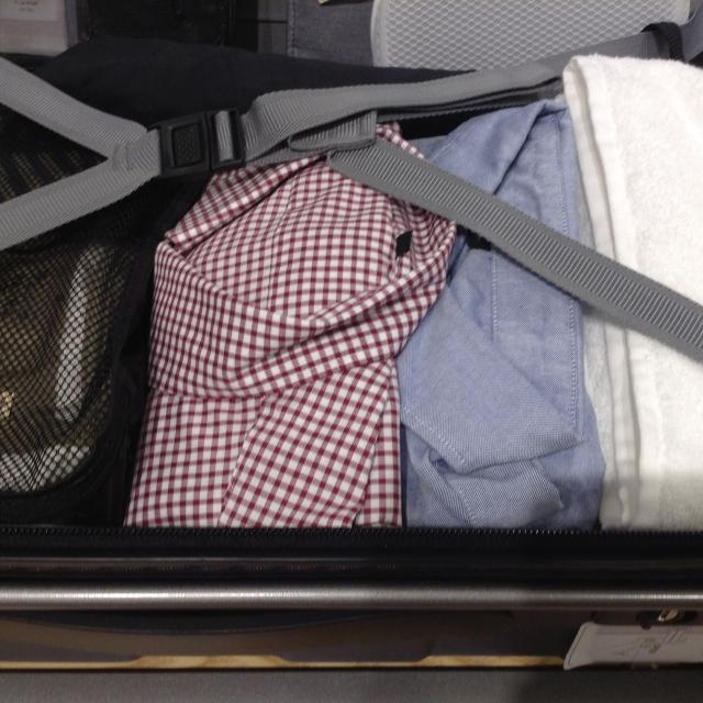 スーツケースの荷物の入れ方!3つのポイントをご紹介
