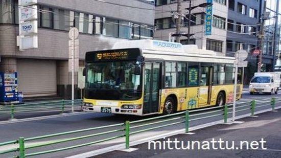 日本橋の無料バス!メトロリンクEラインのルートとバス停をご案内