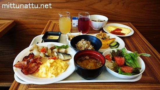 秋葉原ワシントンホテルで朝食!バイキング料理の全貌がまるわかり!