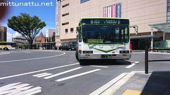 昇仙峡へバスで行く!甲府駅からの時刻表やバス停をご紹介!