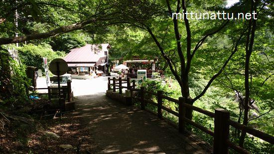 昇仙峡の金渓館!素通り厳禁!有り得ない絶景と絶品料理を堪能