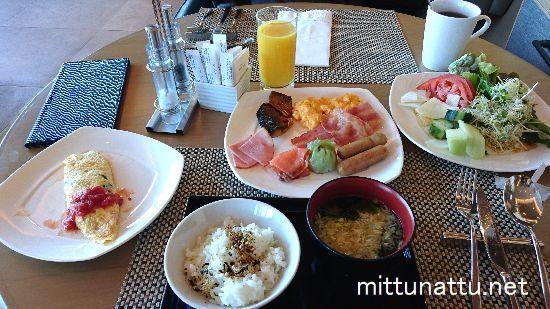 ヒルトン東京お台場の朝食ビュッフェ!絶景のシースケープで実食レポ