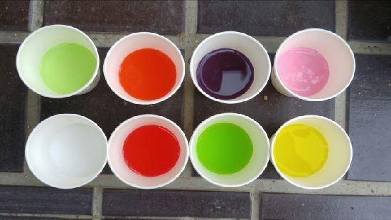 色水を朝顔で作って遊んでみた!子供と出来る作り方遊び方を伝授!