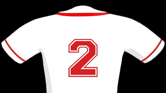 野球で背番号2番はどんな意味がある?プロとアマチュアで徹底研究 !