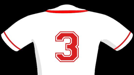 野球で背番号3番はどんな意味があるの?プロとアマチュアで徹底研究 !
