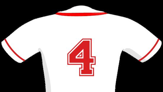 野球で背番号4番はどんな意味がある?プロとアマチュアで徹底解説 !