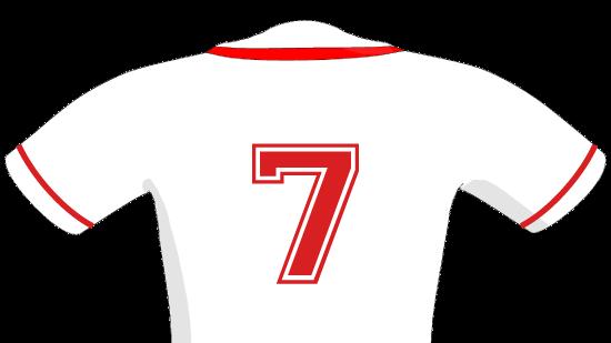 西武ライオンズの背番号7番!その意味と歴代の7番の全選手をご紹介