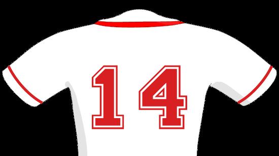 背番号14番!野球ではどんな選手がつけるの?主な名選手も紹介!