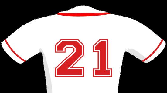 背番号21番!野球ではどんな意味があるの?主な名選手もご紹介!