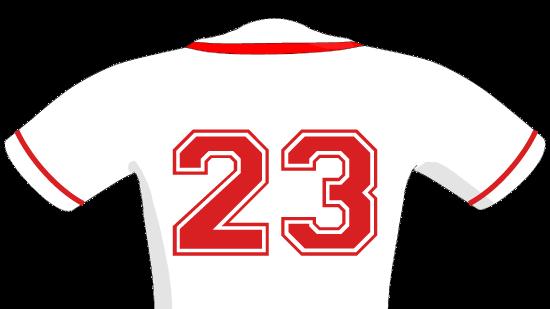 背番号23番!プロ野球ではどんな選手がつけるの?主な名選手もご紹介!